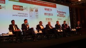 Forum Zmieniamy Polski Przemysł<br> fot. ŚWIECZAK
