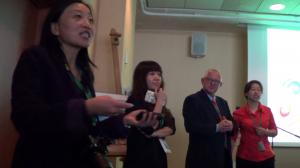 fot. ŚWIECZAK, Tang Li/Zosia,Wang Jianghong, Marek Traczyk, Liu Hongshi
