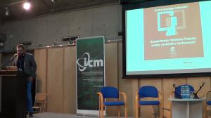 profesor Mirosław Filiciak Cyfrowe wyzwania. Kompetencje Polaków w obliczu rozwoju nowych technologii fot. ŚWIECZAK