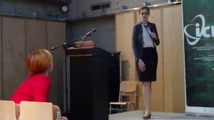 Dominika Czerniawska Cyfrowe wyzwania. Kompetencje Polaków w obliczu rozwoju nowych technologii fot. ŚWIECZAK