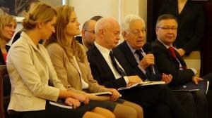 Konferencja podsumowująca pierwszą edycję Laboratorium Idei – Prezydenckiego fot. ŚWIECZAK