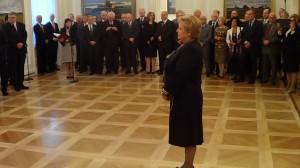Prezes Sądu Najwyższego prof. Małgorzata Gersdorf fot.ŚWIECZAK