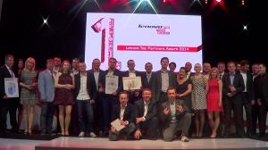 gala Lenovo Top Partners Award 2014 fot.ŚWIECZAK