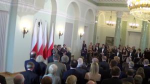 Odznaczenia z okazji Dnia Polonii i Polaków Za Granicą,Joanna ZAWADZKA fot.ŚWIECZAK