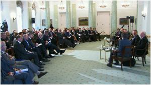 """Konferencja """"Wspólnota ponad kordonem"""" fot.ŚWIECZAK"""