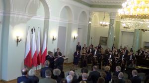 Odznaczenia z okazji Dnia Polonii i Polaków Za Granicą, Maciej FIBRICH fot.ŚWIECZAK