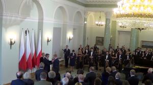 Odznaczenia z okazji Dnia Polonii i Polaków Za Granicą, Tomasz PUSTÓWKA fot.ŚWIECZAK
