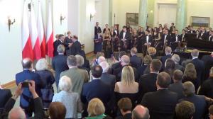 Odznaczenia z okazji Dnia Polonii i Polaków Za Granicą, Piotr MONCARZ fot.ŚWIECZAK