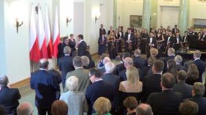 Odznaczenia z okazji Dnia Polonii i Polaków Za Granicą, Robert BLUJ fot.ŚWIECZAK fot.ŚWIECZAK