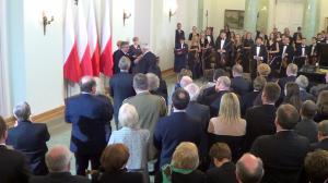 Odznaczenia z okazji Dnia Polonii i Polaków Za Granicą, Andrzej NOWAK fot.ŚWIECZAK