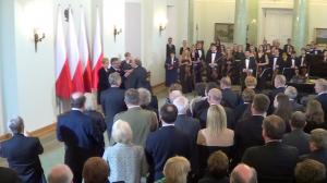 Odznaczenia z okazji Dnia Polonii i Polaków Za Granicą,Jerzy KARPOWICZ fot.ŚWIECZAK
