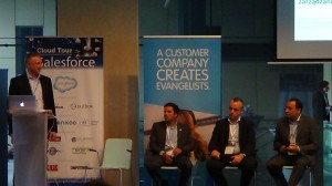 "Sales Cloud Tour: Internet of Customers"",  fot.ŚWIECZAK"