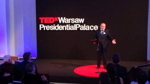 TEDx Warsaw Presidential Palace fot.ŚWIECZAK