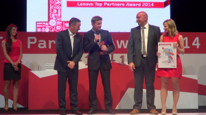 Lenovo Top Partners Awards 2014 fot.ŚWIECZAK