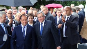 Odsłonięcie pomnika Marii Skłodowskiej-Curie fot. ŚWIECZAK