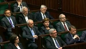 Orędzie Prezydenta RP przed Zgromadzeniem Narodowym fot. ŚWIECZAK
