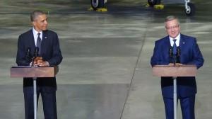 Wizyta Prezydenta USA Baraca Obamy w Polsce  fot.ŚWIECZAK