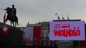 Obchody 25-lecia Wolności fot. ŚWIECZAK