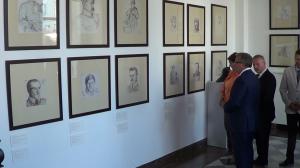 Otwarcie ekspozycji Leguny w setną rocznicę Czynu Legionowego fot.ŚWIECZAK