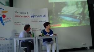 Nowa dzielnica Warszawy – Wisła fot: ŚWIECZAK