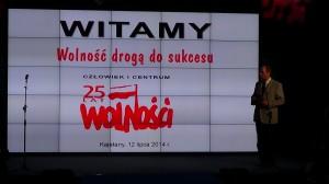 LUDZIE SUKCESU 25-lecia Wolnej Polski  fot. ŚWIECZAK