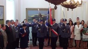 Stopnie generalskie dla funkcjonariuszy Policji fot.ŚWIECZAK