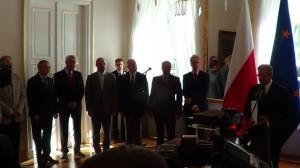 Spotkanie Prezydenta RP z samorządowcami fot.ŚWIECZAK