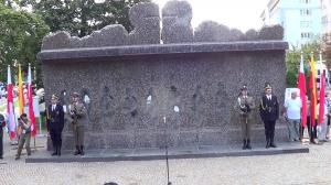 Pomnik pamięci 50 tysięcy Mieszkańców Woli Zamordowanych przez Niemców  fot.ŚWIECZAK