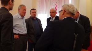 """Nowy system obrony powietrznej """"Tarcza Polski""""-stanowisko PLP fot. ŚWIECZAK"""