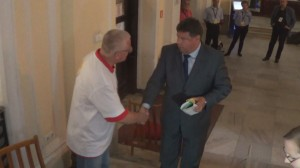 konferencja pt: Polskie owoce i warzywa bękartami Europy?   fot.ŚWIECZAK