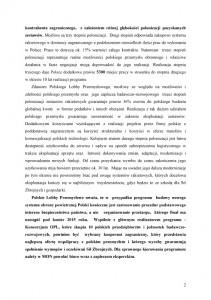 """Nowy system obrony powietrznej """"Tarcza Polski""""-stanowisko PLP str.2"""