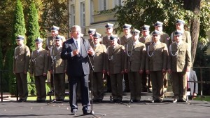 Uroczystości z okazji 75. rocznicy agresji sowieckiej na Polskę fot.ŚWIECZAK