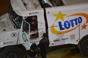 VERVA Street Racing - Dakar na Narodowym fot.ŚWIECZAK