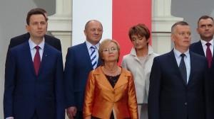 Ewa Kopacz przedstawiła skład nowego rządu Fot.ŚWIECZAK