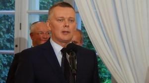 Uroczystość podpisania umowy o utworzeniu brygady litewsko-polsko-ukraińskiej fot.ŚWIECZAK