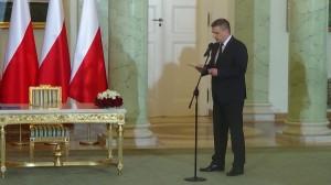 Prezydent RP powołał Radę Ministrów fot.ŚWIECZAK