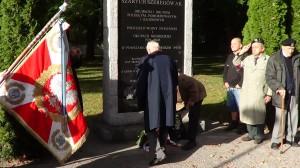 Hołd  Harcerzom Szarych Szeregów AK  fot. ŚWIECZAK