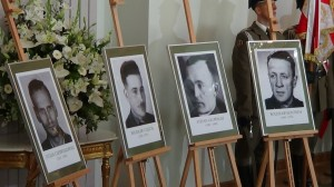 Uroczystość ogłoszenia nazwisk ofiar komunizmu fot.ŚWIECZAK