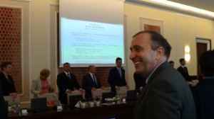 Posiedzenie Rady Ministrów przed expose premier Ewy Kopacz  fot. ŚWIECZAK