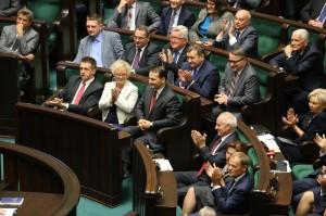 Radosław Sikorski marszałkiem Sejmu VII kadencji  sejm.gov.pl/Rafał Zambrzycki
