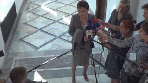 Ewa Kopacz zakończyła rozmowy z szefami resortów  fot.ŚWIECZAK