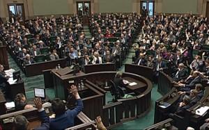 Radosław Sikorski marszałkiem Sejmu VII kadencji