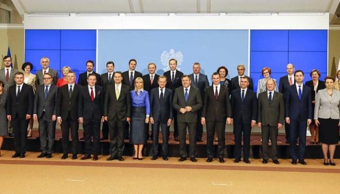 Pożegnalne posiedzenie Rady Ministrów