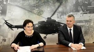 Przegląd resortów: Ministerstwo Obrony Narodowe fot. ŚWIECZAK
