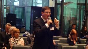 Polsko-Kanadyjski Panel Innowacyjności  fot. ŚWIECZAK