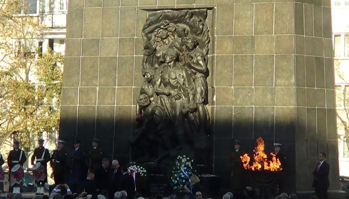 Uroczyste otwarcie wystawy stałej w Muzeum Historii Żydów Polskich POLIN fot. ŚWIECZAK