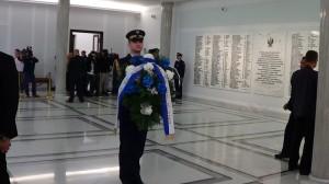 Prezydent Izraela gościem marszałka Sejmu Radosława Sikorskiego fot.ŚWIECZAK