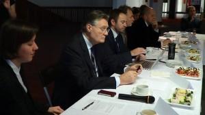 Porozumienie o współpracy między stowarzyszeniem Inicjatywa Firm Rodzinnych a Urzędem Miasta Stołecznego Warszawy fot. ŚWIECZAK