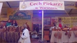 XII Warszawskie Święto Chleba połączone z XXI Krajowymi Dniami Ziemniak  fot. ŚWIECZAK