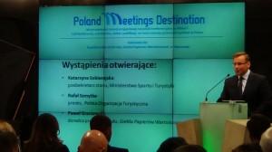 Trzecie spotkanie z cyklu Poland Meetings Destination fot. ŚWIECZAK